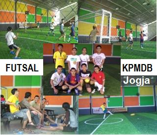 Tim Futsal KPMDB JOGJA