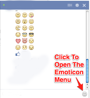 How to type a smiley face on Facebook | Facebook Smileys and Emoticons