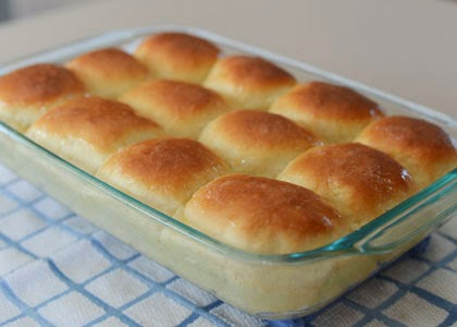 Soft Fluffy Rolls that melt in your mouth