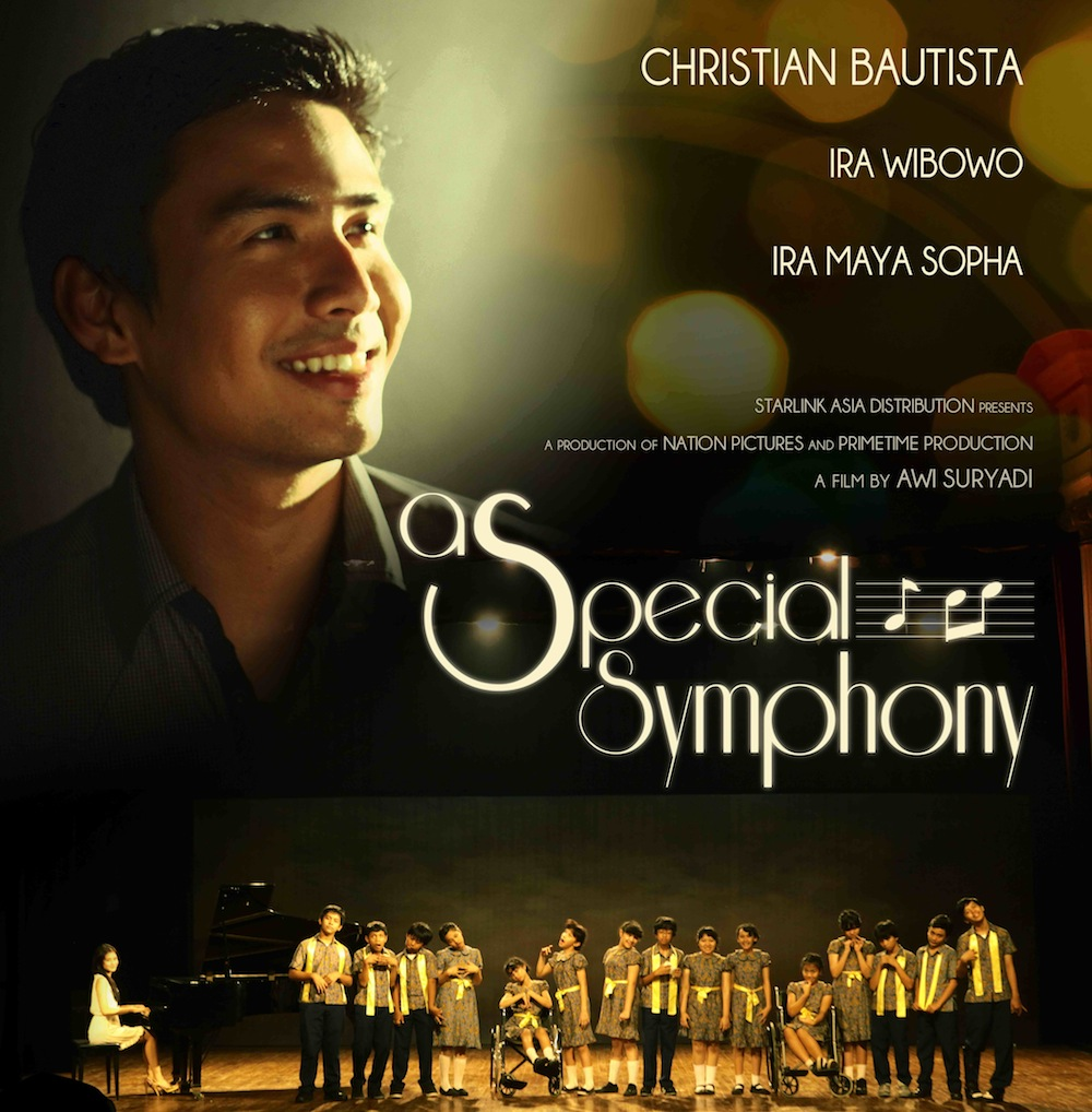 A Special Symphony movie  feat. Christian Bautista