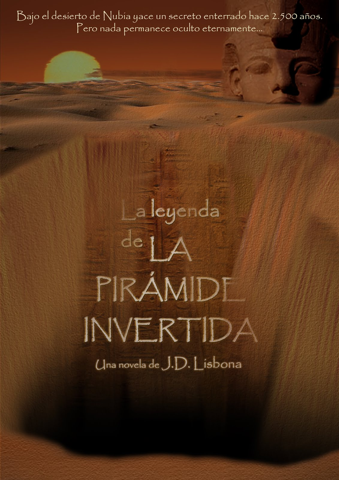 LA LEYENDA DE LA PIRÁMIDE INVERTIDA