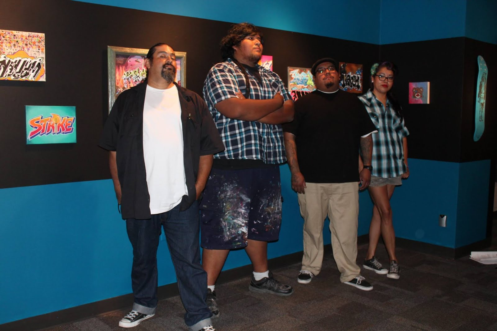 Neoglyphix All Indigenous Aerosol Art Exhibition