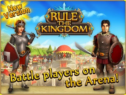 Rule the Kingdom android game Kids