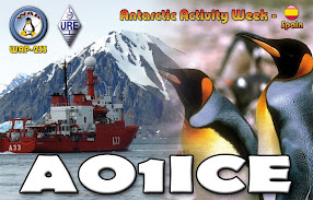 AO1ICE Antarctic Activity Week