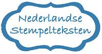 Nederlandse Stempelteksten
