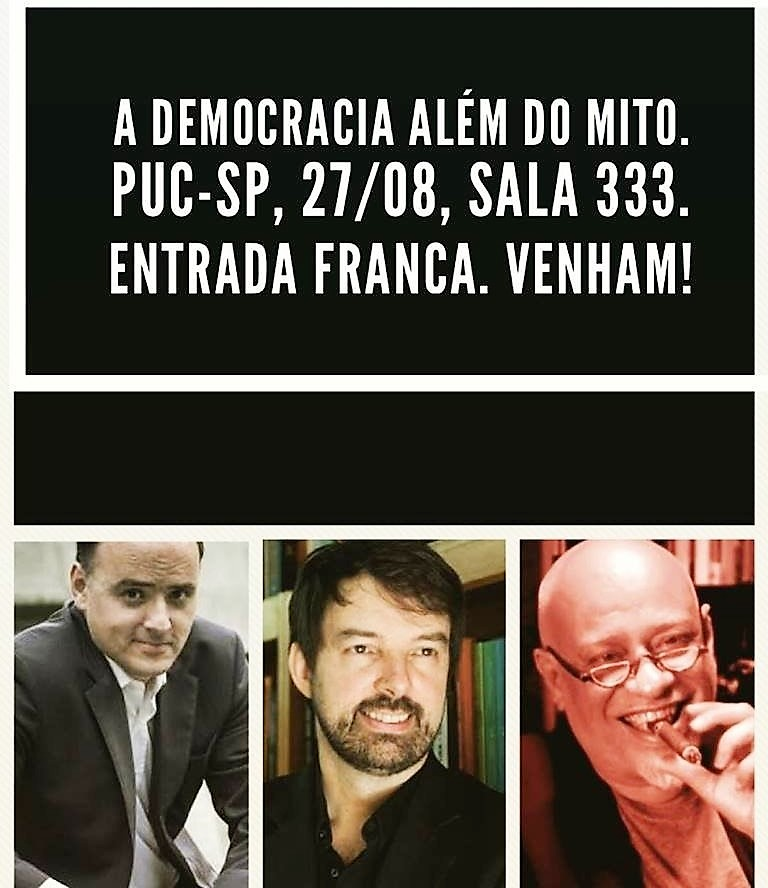 27 de agosto: São Paulo