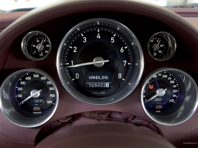 Bugatti Veyron handling
