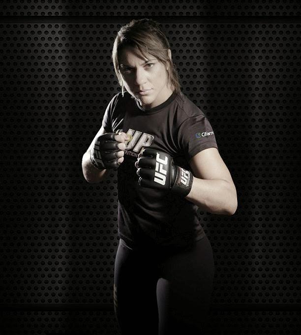 Bethe Correia - Female MMA