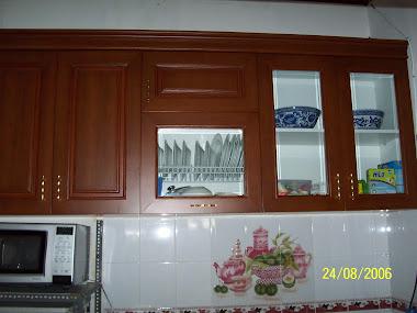 kitchen set pak Jhon Bravo  Pamulang