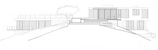 Contemporary Oak Pass House with Infinity Swimming Pool plan 5