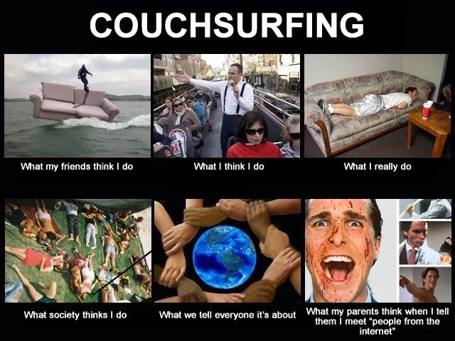 Jak obniżyć koszty urlopu i poznać ciekawych ludzi, czyli kilka słów o couchsurfing i airbnb