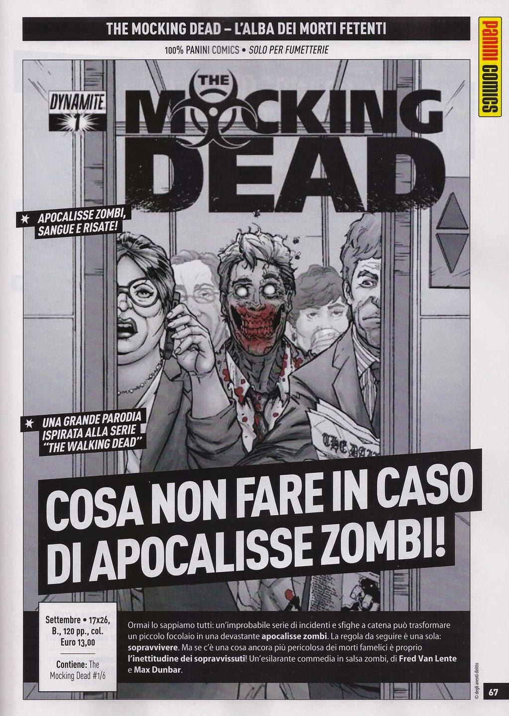 The Mocking Dead (PaniniComics)