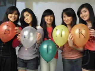 biodata personle girl band Indonesia Blink Lengkap