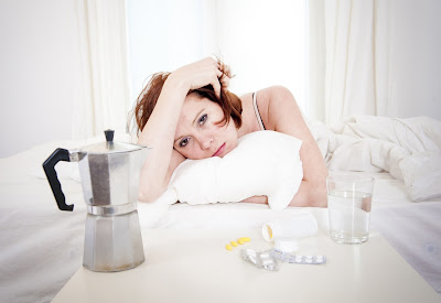 Insomina, stimulants, and blood sugar regulation