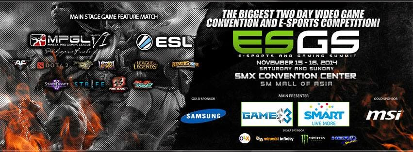 eSports and Gaming Summit 2014