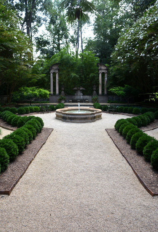 Swan House Capitol Tour, Atlanta History Center | Swan House Garden
