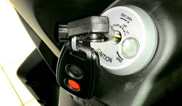 Spesifikasi Fitur Keamanan Autosafe Anti Maling Motor Yamaha
