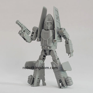 """iGear MW-10 """"Red Baron"""" [Powerglide] Transformers 3rd Party Figure (prototype)"""