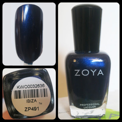 Zoya Nail Polish Ibiza