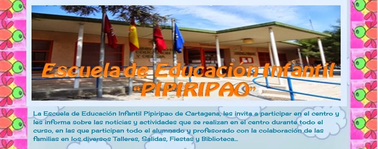 Nuevo Blog del cole Pipiripao