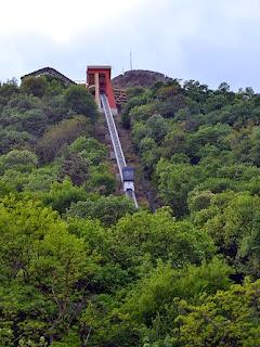 Poza Funicularul spre Ceatea Deva
