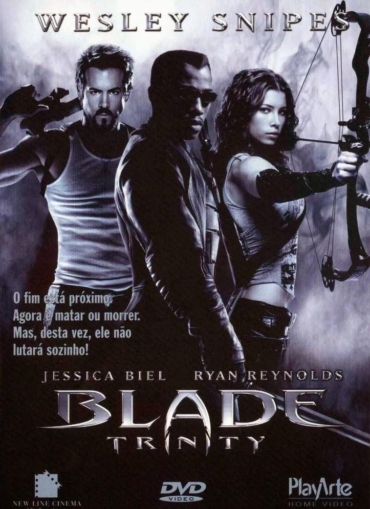 Blade: Trinity – Dublado (2004)