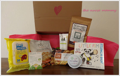 January EcoCentric Mom Baby Box review