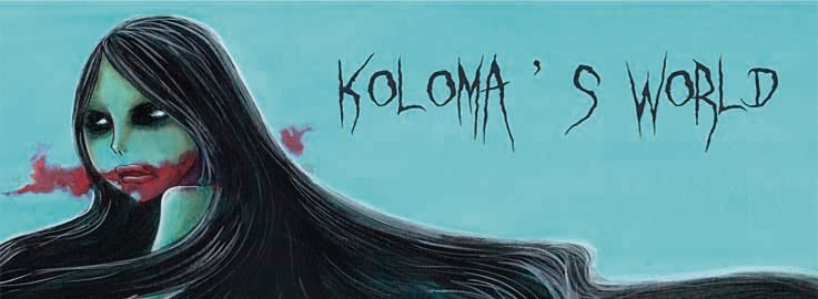 koloma´s world in drawings