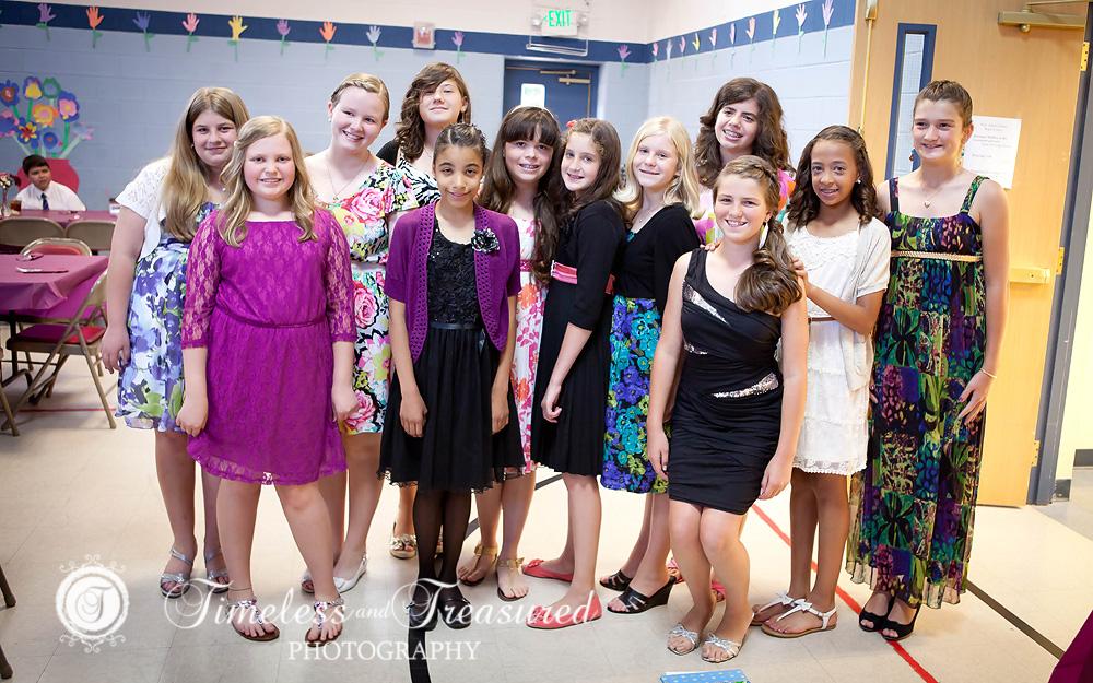 Timeless and Treasured - My Three Girls: 6th Grade Grammar School ...