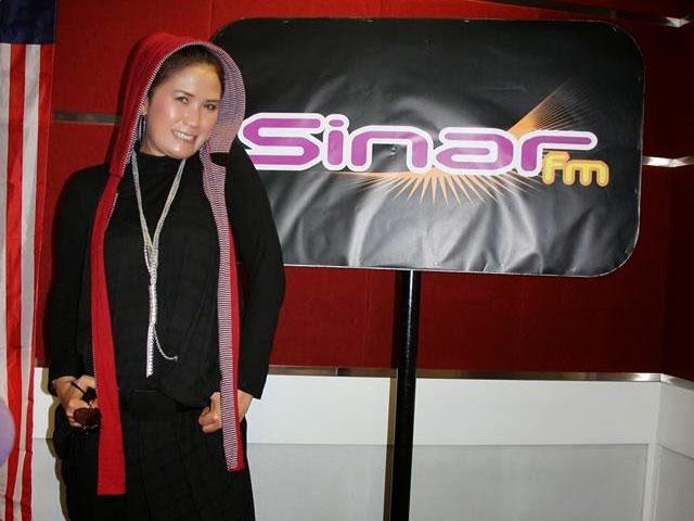 Nicky Astria Tampil Dengan Imej Berhijab Demi Peminat Malaysia
