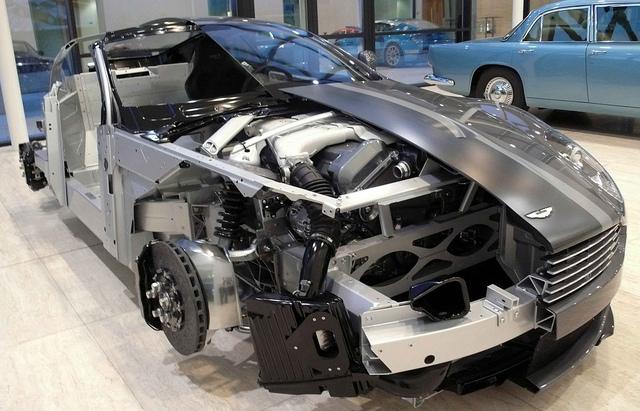 Maybach Aston Martin DB9