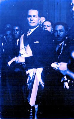 jUAN jOSÉ AREVALO CONGRESOS Y EVENTOS 1944 A 1951