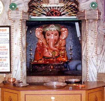 Redi Ganpati Temple Sindhudurg