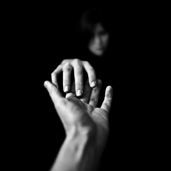 Глубокая чернота на фотографиях Бенуа Коерти