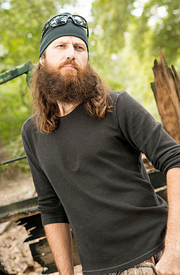 Did I see Jase Robertson or did I see Jesus?