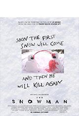 El muñeco de nieve (2017) BDRip 1080p Latino AC3 5.1 / Latino DTS 5.1 / Español Castellano AC3 5.1 / ingles DTS 5.1