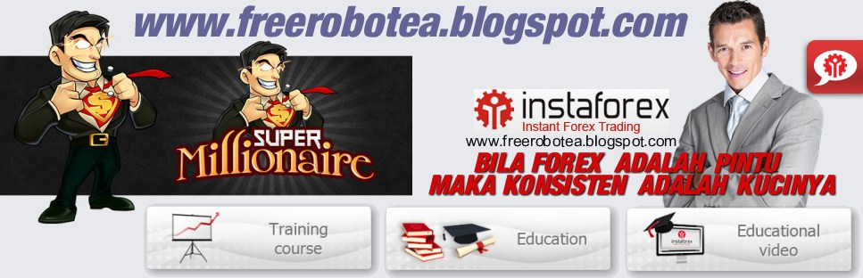 DOWNLOAD ROBOT FOREX / EXPERT ADVISOR TERBAIK GRATIS
