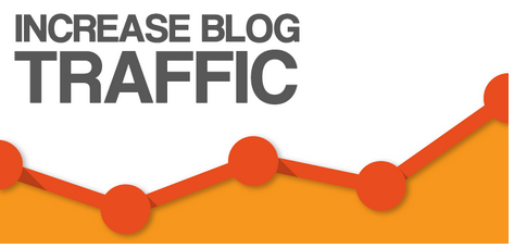 Traffic to your new blog