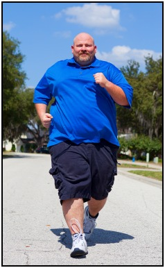 Lose weight running programme