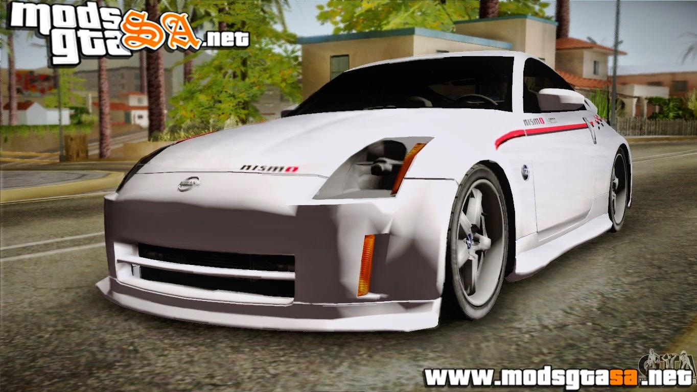 SA - Nissan 350Z Nismo