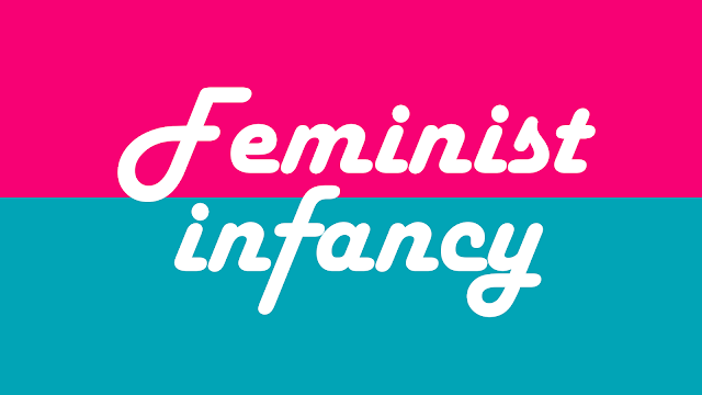 Proposed new logo for Feminist Frequency