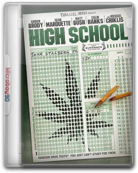 High School (2010) DVDRip Español Latino
