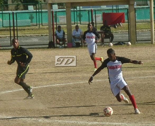 Santiago de Cuba y Sancti Spíritus igualaron a un gol