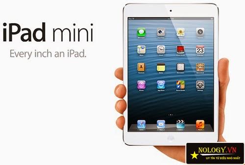 Địa chỉ bán ipad mini 16 gb wifi uy tín giá rẻ