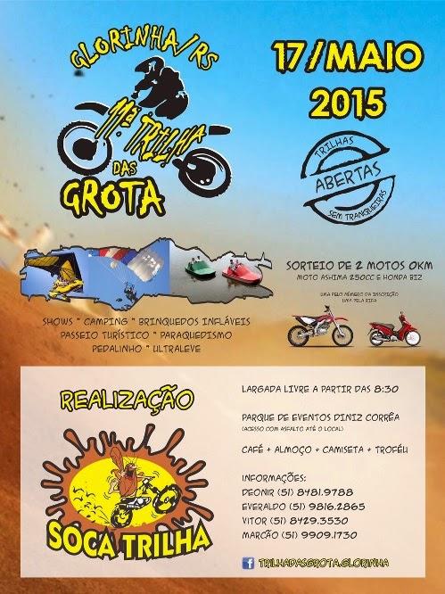Glorinha-RS, 17 Maio 15