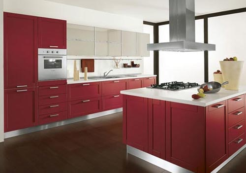 Modular Kitchen - Island Kitchen Designs | Womens Diary . . .