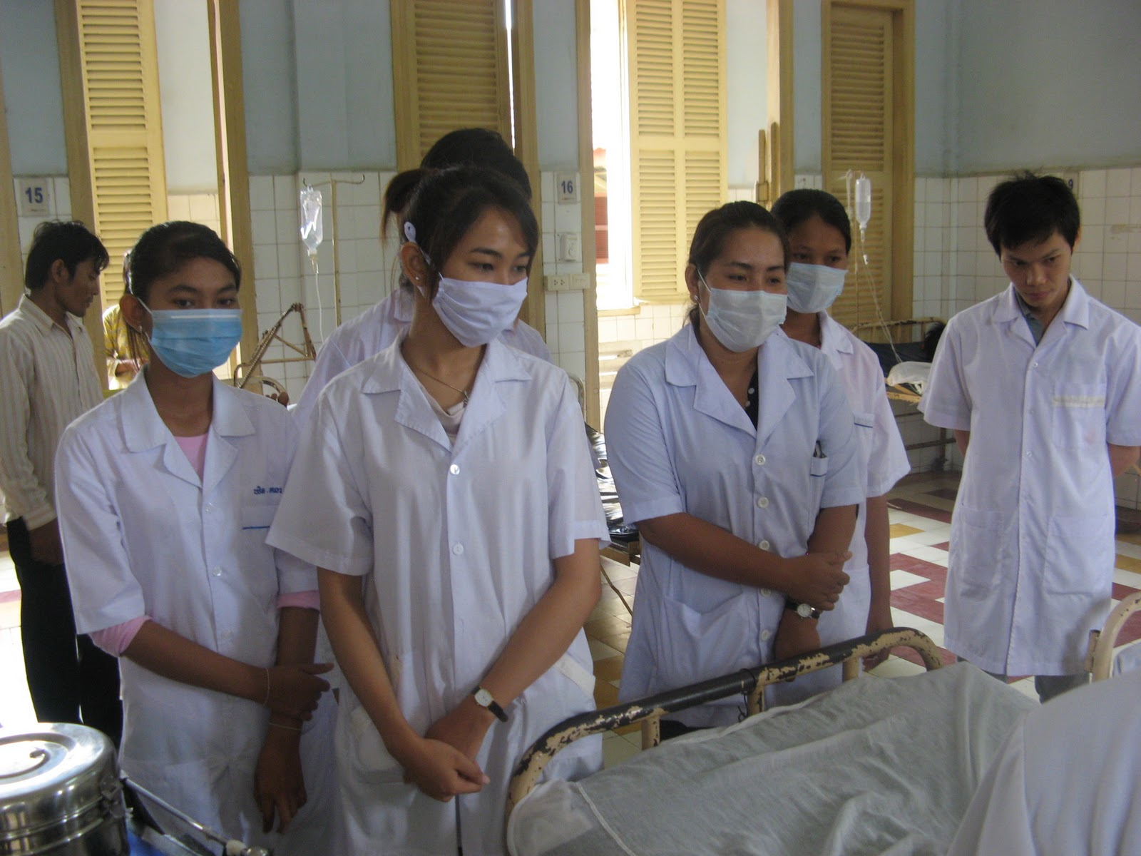 Image result for nurse cambodia