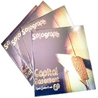 Solograph - CAPITAL BASEMENT EP (Audio CD) / 2013