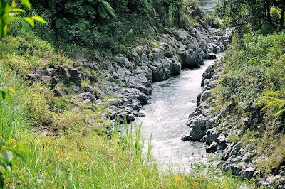 Río de agua clara en Tlapacoyan Veracruz