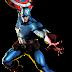 Héroes Marvel: Capitán América